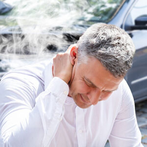 Car Accident Injury And Neck